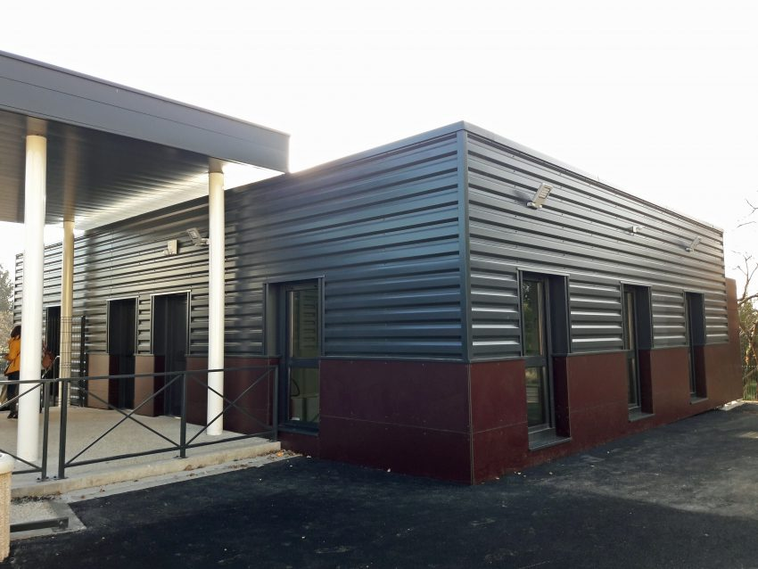 Saint Gilles – Collège Jean Villard